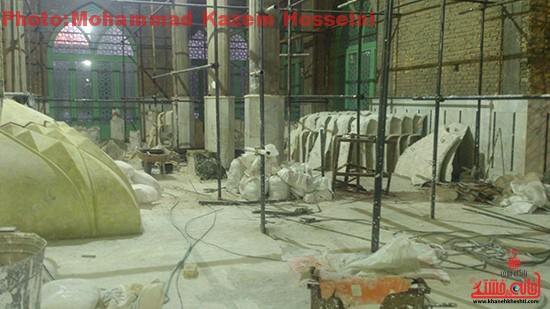 امامزاده سید غریب -خانه خشتی (۳)