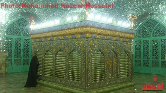 امامزاده سید غریب -خانه خشتی (۴)