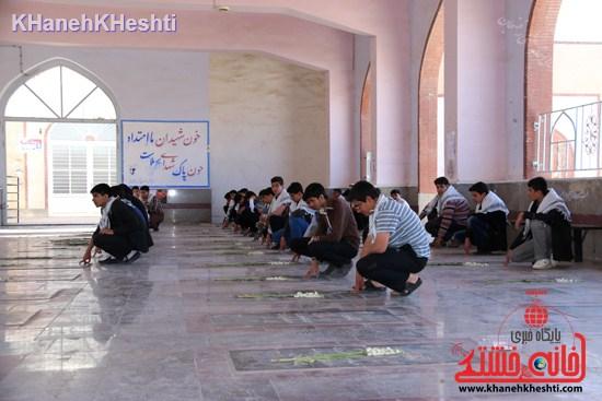 بیست و هفتمین کاروان زیارتی مناطق جنگی جنوب -اتحادیه انجمن اسلامی رفسنجان ۹۳ (۳)