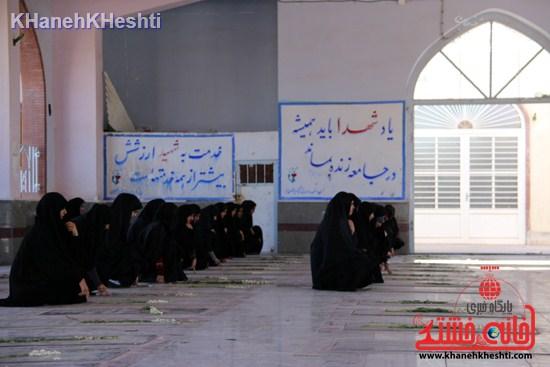 بیست و هفتمین کاروان زیارتی مناطق جنگی جنوب -اتحادیه انجمن اسلامی رفسنجان ۹۳ (۶)