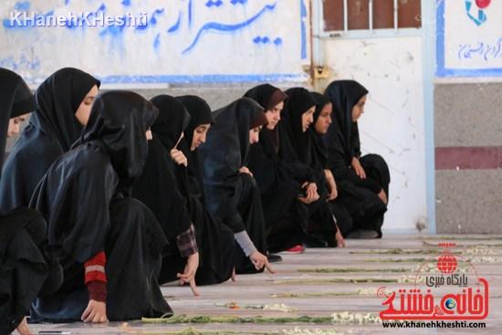 بیست و هفتمین کاروان زیارتی مناطق جنگی جنوب -اتحادیه انجمن اسلامی رفسنجان ۹۳ (۷)