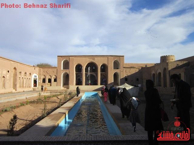 دو هزار نفر از خانه حاجآقا علی رفسنجان بازدید کردند