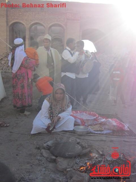 خانه حاج آقا علی بزرگترین خانه خشتی جهان در رفسنجان_خانه خشتی (۶)