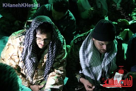 رزمایش محمد رسول الله در اردوگاه شهید میرافضلی رفسنجان ۱۳۹۳ (۱۶)