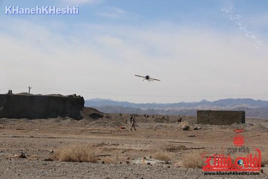 رزمایش محمد رسول الله در اردوگاه شهید میرافضلی رفسنجان ۱۳۹۳ (۱۹)