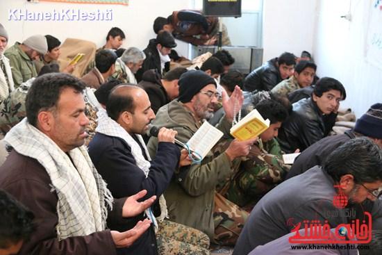 رزمایش محمد رسول الله در اردوگاه شهید میرافضلی رفسنجان ۱۳۹۳ (۲۴)