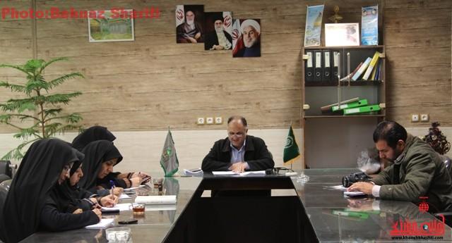 رییس اداره منابع طبیعی رفسنجان_خانه خشتی (۲)