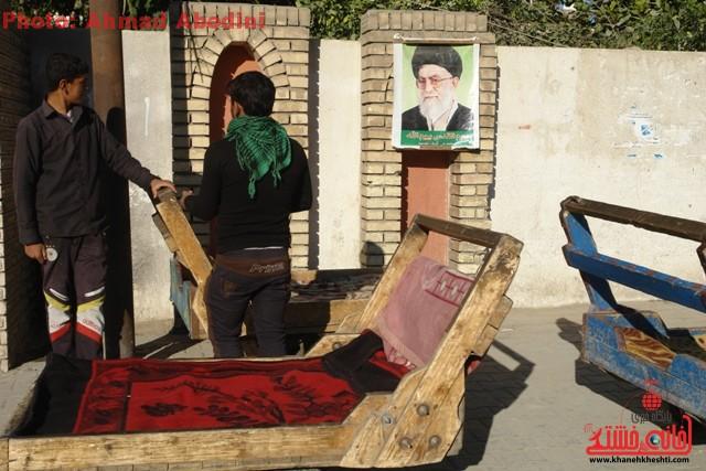 سفرنامه تصویری عکاس خانه خشتی/ شکار لحظه ها در عراق
