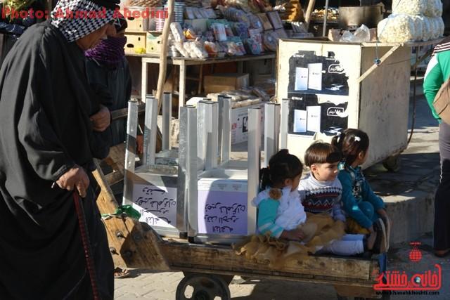 سفرنامه تصویری عکاس خانه خشتی از نجف تا کربلا (۲۶)