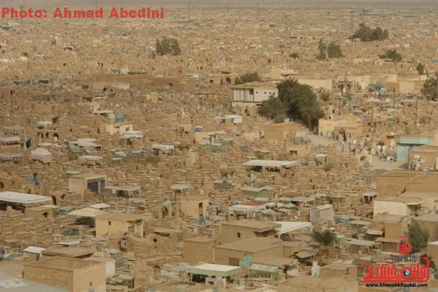 سفرنامه تصویری عکاس خانه خشتی از نجف تا کربلا (۳۵)