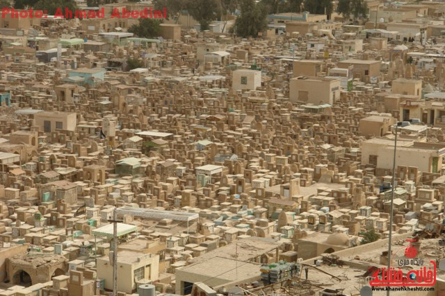 سفرنامه تصویری عکاس خانه خشتی از نجف تا کربلا (۳۷)