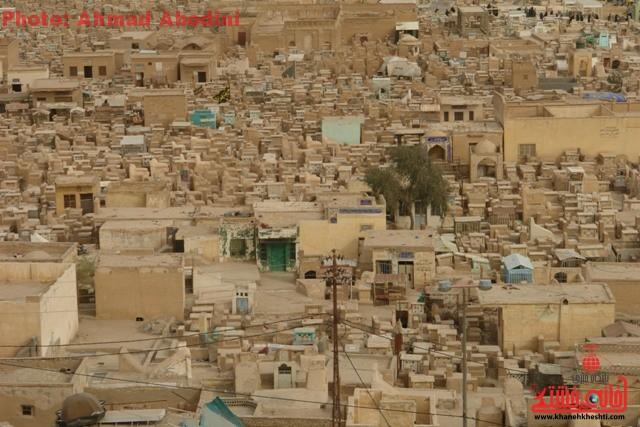 سفرنامه تصویری عکاس خانه خشتی از نجف تا کربلا (۳۸)