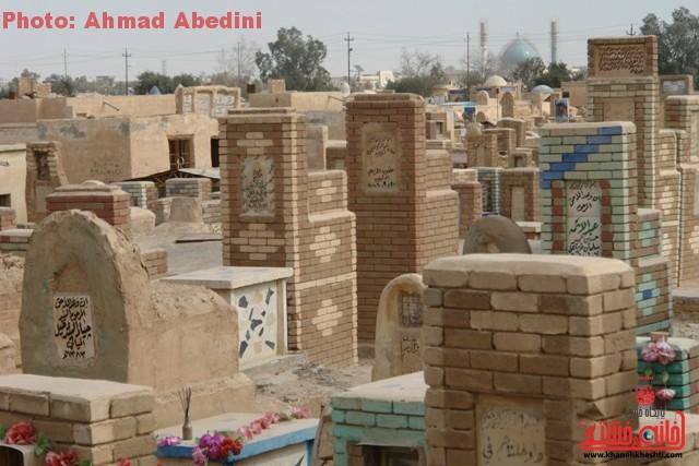 سفرنامه تصویری عکاس خانه خشتی از نجف تا کربلا (۴۲)