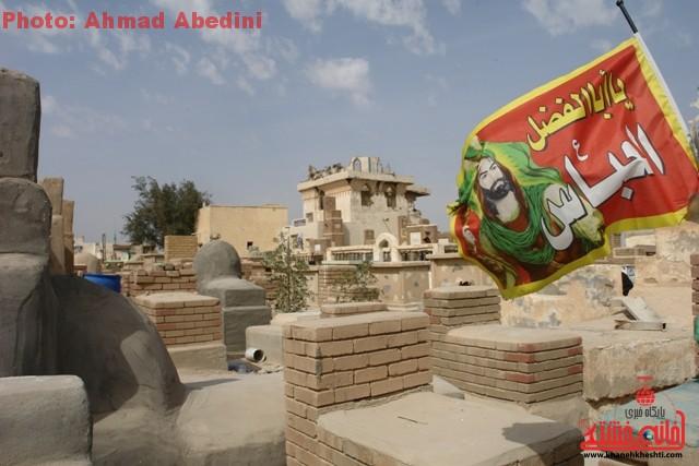 سفرنامه تصویری عکاس خانه خشتی از نجف تا کربلا (۴۳)