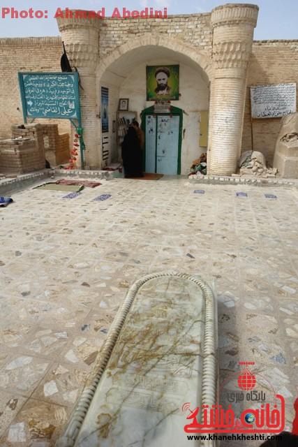 سفرنامه تصویری عکاس خانه خشتی از نجف تا کربلا (۴۴)