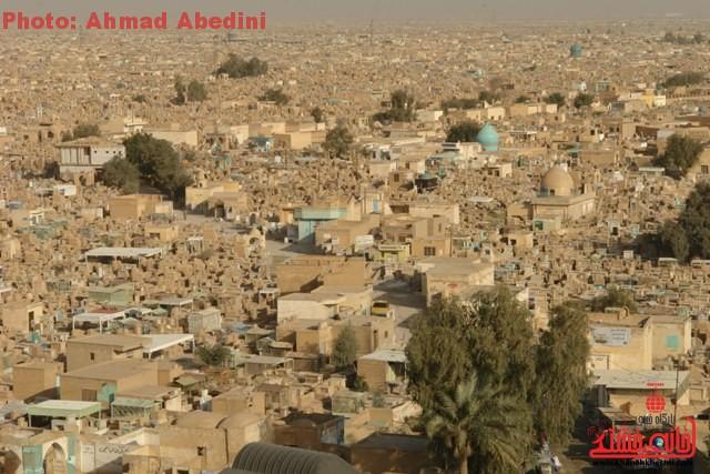 سفرنامه تصویری عکاس خانه خشتی از نجف تا کربلا (۴۹)