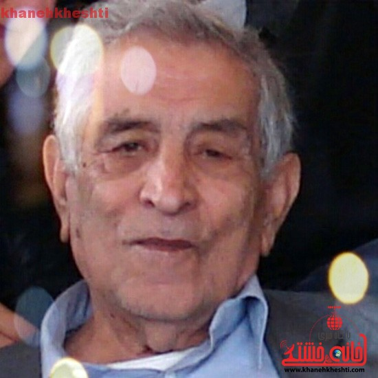 شاعر رفسنجانی دعوت حق را لبیک گفت + عکس
