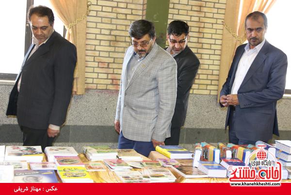 فلاح مدیر کل فرهنگ و ارشاد استان کرمان_خانه خشتی (۱۴)