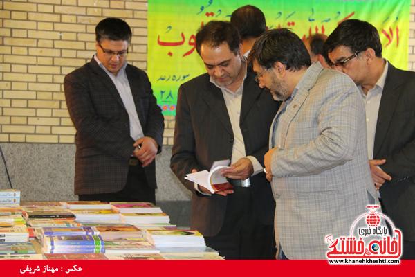 فلاح مدیر کل فرهنگ و ارشاد استان کرمان_خانه خشتی (۱۵)
