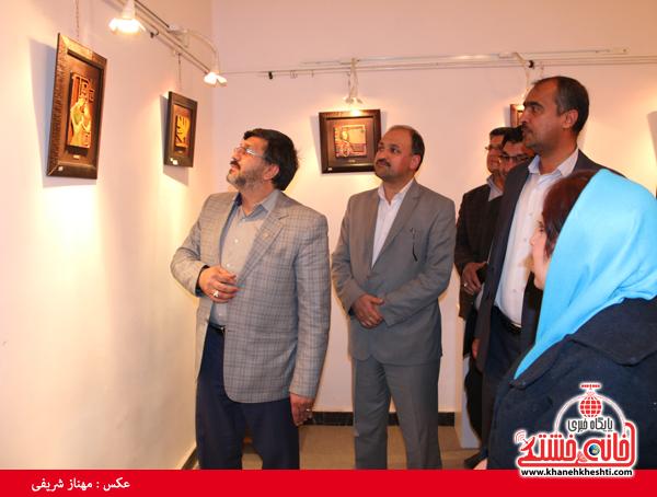 فلاح مدیر کل فرهنگ و ارشاد استان کرمان_خانه خشتی (۵)
