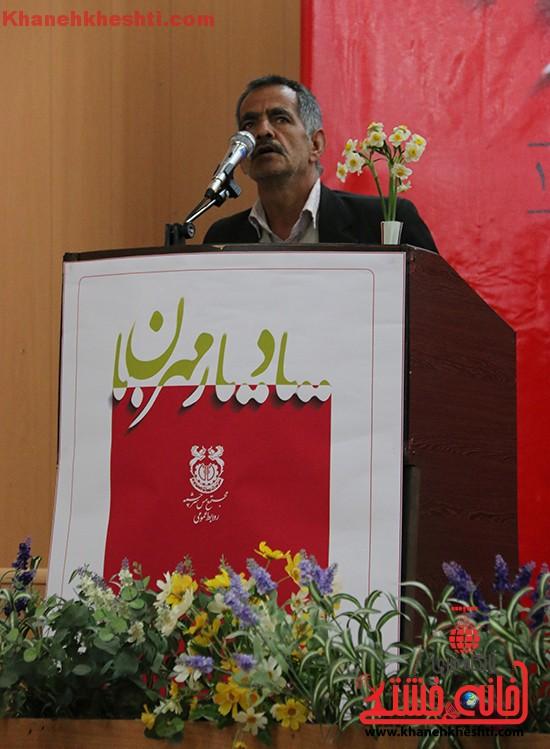نشست یک مؤلف یک کتاب در رفسنجان-خانه خشتی (۴)