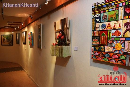نمایشگاه اکسپوی رفسنجان-نگارخانه رفسنجان (۲)
