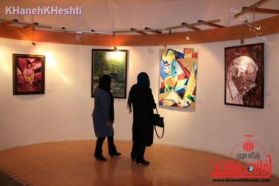 نمایشگاه اکسپوی رفسنجان-نگارخانه رفسنجان (۳)