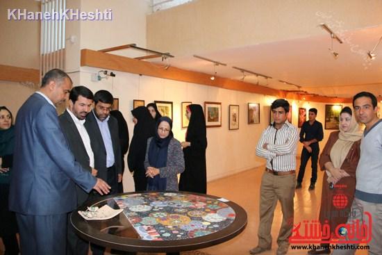 نمایشگاه اکسپوی رفسنجان-نگارخانه رفسنجان (۴)