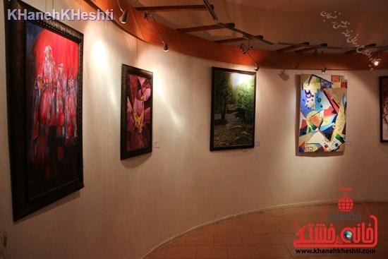 نمایشگاه اکسپوی رفسنجان-نگارخانه رفسنجان (۵)