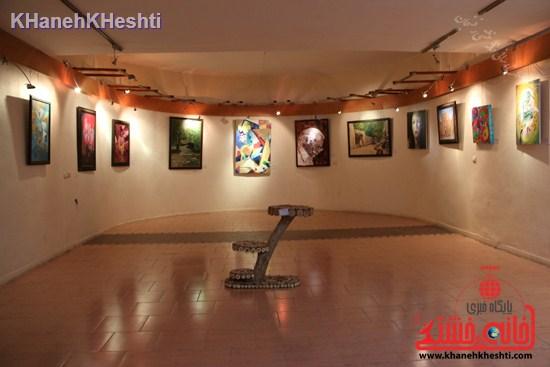 نمایشگاه اکسپوی رفسنجان-نگارخانه رفسنجان (۷)