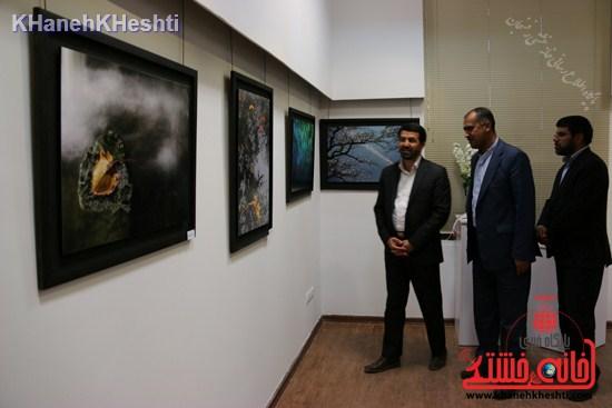 نمایشگاه عکس دکتر سیامک جعفری -سینما امین رفسنجان (۳)