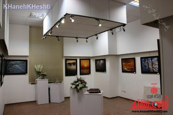 دوربین خانه خشتی همراه با نمایشگاه عکس«چشم سوم» در رفسنجان