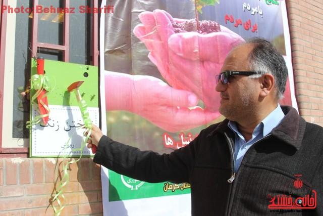 هفته منابع طبیعی شهرستان رفسنجان_خانه خشتی (۱۱)