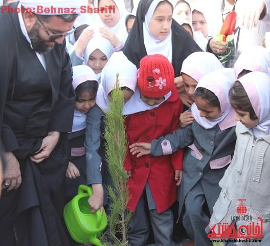 هفته منابع طبیعی شهرستان رفسنجان_خانه خشتی (۱۴)
