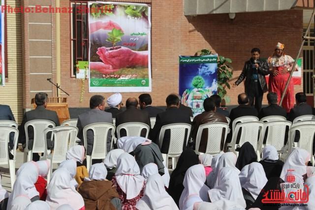 هفته منابع طبیعی شهرستان رفسنجان_خانه خشتی (۴)
