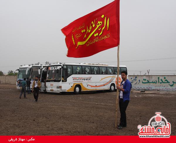 ثبت نام اعزام کاروان راهیان نور در رفسنجان تمدید شد