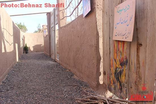از تولد تا شهادت حضرت فاطمه (س) در «کوچه های مدینه» روستای قاسم آباد رفسنجان + عکس