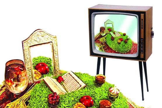 دست پر تلویزیون برای نوروز ۹۴