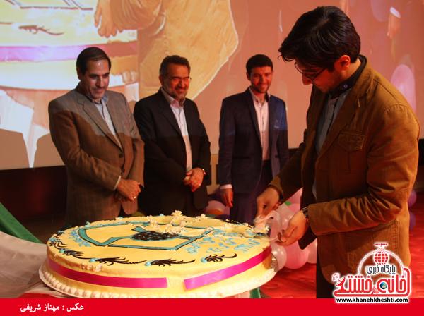 افتتاح جامعه اسلامی دانشجویان رفسنجان-خانه خشتی (۱۴)