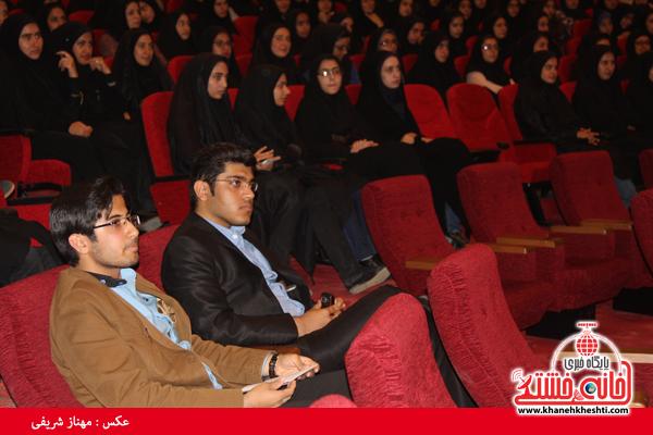 افتتاح جامعه اسلامی دانشجویان رفسنجان-خانه خشتی (۲)