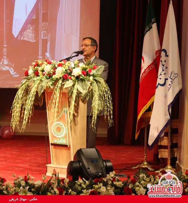 افتتاح جامعه اسلامی دانشجویان رفسنجان-خانه خشتی (۴)