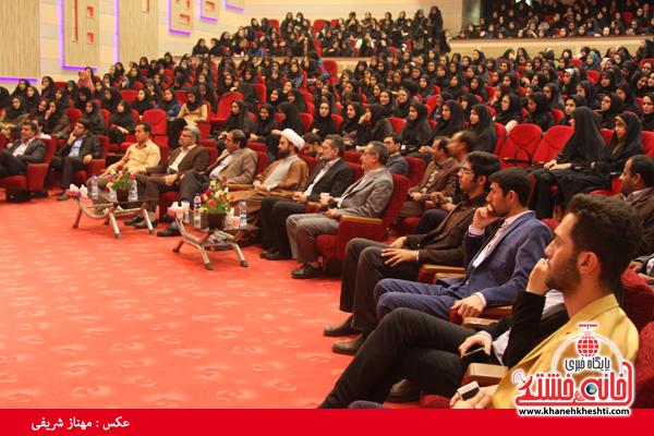 افتتاح جامعه اسلامی دانشجویان رفسنجان-خانه خشتی (۶)