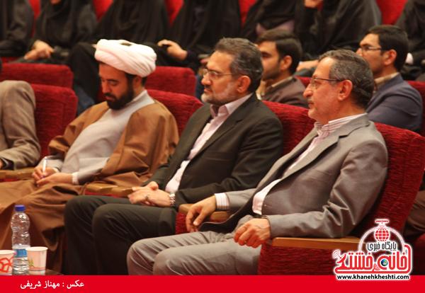افتتاح جامعه اسلامی دانشجویان رفسنجان-خانه خشتی (۷)