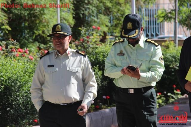 سردار چناریان از پرورشگاه معین زاده رفسنجان بازدید کرد + عکس