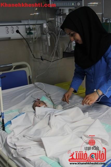 بیمارستان علی بن ابیطالب (ع) رفسنجان_ خانه خشتی (۱)