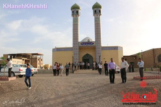 شهرک یادگار امام رفسنجان -مشکلات مردم -شهرک یادگار امام رفسنجان (۲)