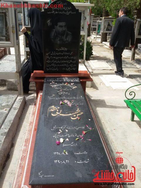 قطعه شهدای بهشت زهرای تهران_خانه خشتی (۱۵)