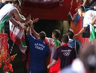 ایران با شکست آمریکا قهرمان جهان شد