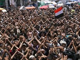 رمز پیروزی یمن توان مردمی است