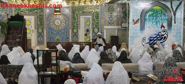 ۷ هزار و ۵۰۰ نفر در مراسم اعتکاف رفسنجان حضور یافتند